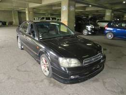 Subaru legacy model 1999 for sale