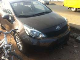 Ready for sale is this registered-bought brand new- 2014 KIA Rio avail