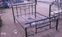 Super Metal bed Strong and Durable Readily Available Free delivery