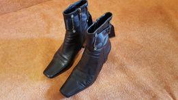 Продам женские кожаные сапоги (35 размер) Dior Philipp Valentino 593249ac0f6dd