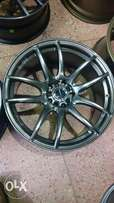 Subaru owners 18 nch F power alloy wheels