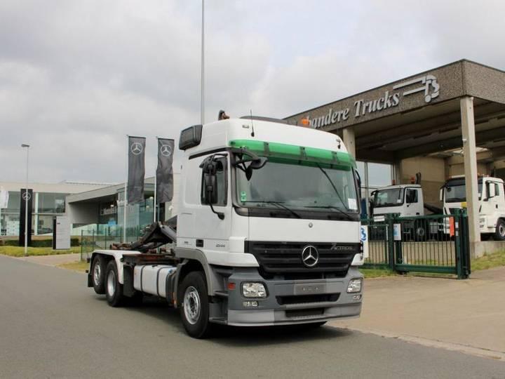 Mercedes-Benz MERCEDES ACTROS 2644 - 6X2 - 440 PK - EURO 5 - - 2007
