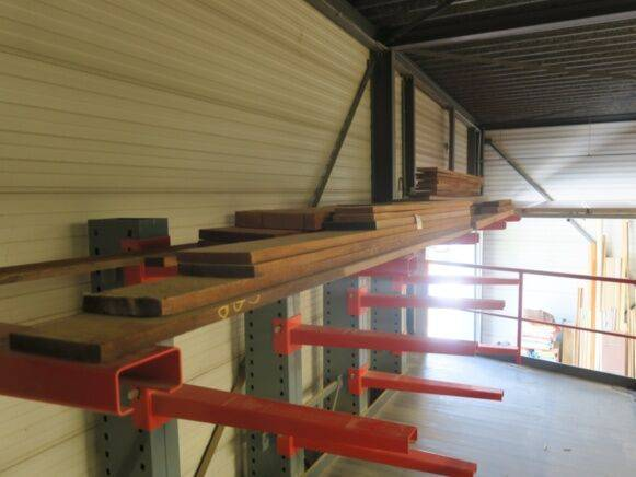 Sale mahogany boards construction equipment for  by auction