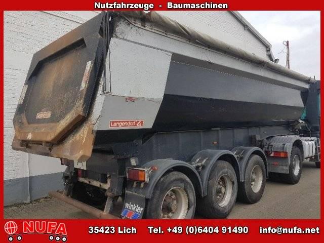 Langendorf SKS-HS 24/28 Stahlmulde ca. 24m³ - 2005