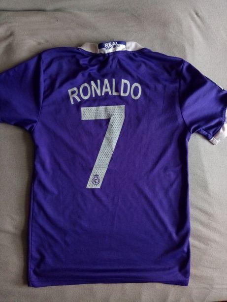 Koszulka adidas Cristiano Ronaldo Real Madryt Pabianice • OLX.pl