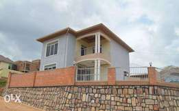 A four bedroom standalone house in upper naguru