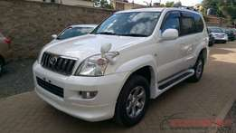 4litre V6 engine Toyota Prado 120 series sunroof very powerfull