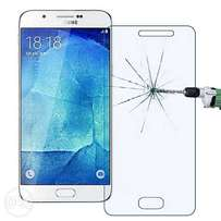 Tempered glass protector for Smsung galaxy A8