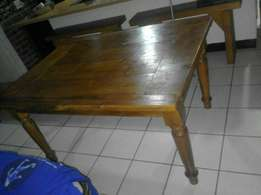 6 seater diner table