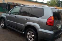 2005 clean Nigerian used Lexus GX470 with good condition for sale