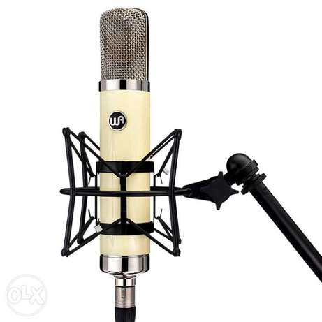 Great Microphone for Vocals and Guitars 251 Vintage Style