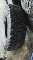 265/65/17 Bf Tyres, 35,000