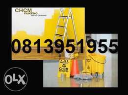 Cleaners Painters Fumigation wall papers Pest Control Lekki Ikoyi