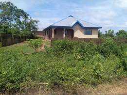Two full plot of land 60 by 120 inside Koplan estate Omi Adio Ibadan