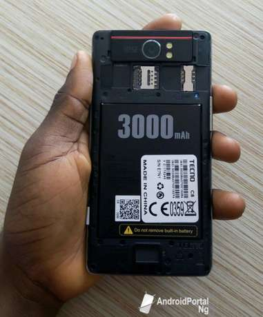 Tecno C8 canon still good as new selling due to money problem Baharini - image 2
