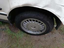 BMW rims for sale hole 4 are very good n clean