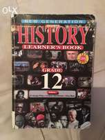New Generation History book