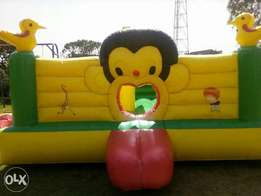 Beautiful bouncing castle for sale