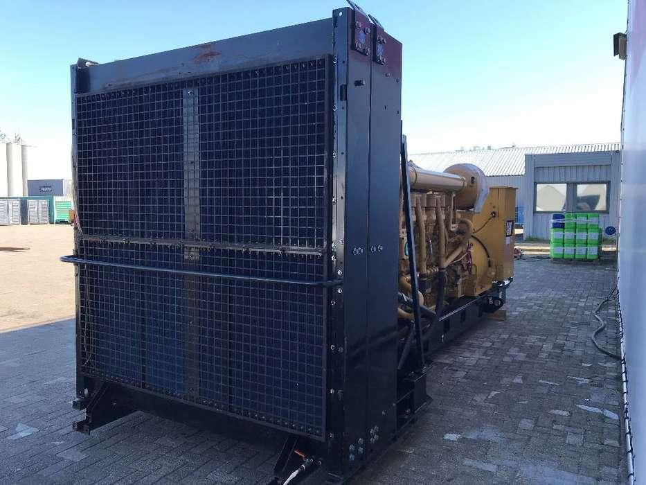 Caterpillar 3516B - 2.250 kVA Generator - DPX-25031 - 2014 - image 3