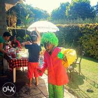 clowning and facepainting