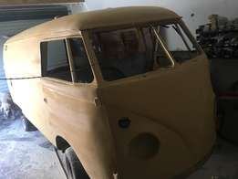 VW Splitty & Single Cab Sold Together