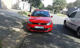2012 Polo 6 1.4, Comfortline, Colour Red