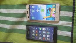 Sony M2 Aqua + mobicell for sale
