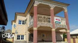 For sale 4 bedroom duplex located at pen city estate in lokogoma.50m
