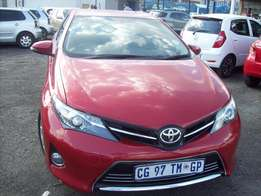 Toyota Auris 1,6 model 2013,5 Doors factory A/C And C/D Player