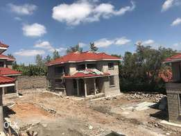 Stylish 4-Bedroom All Ensuite Mansionette For Sale In Rongai