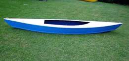 Classic Wooden Canoe for Sale