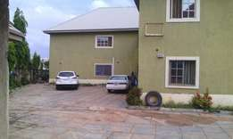 Two bedroom flat at Lugbe