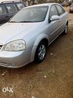 This is a good Chevrolet optra for sale
