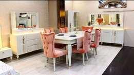 Rossete dining set manufacturing