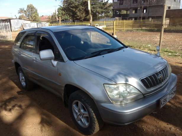 Toyota Harrier 2,400cc Eldoret North - image 6