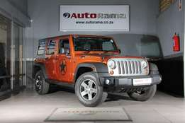 2010 Jeep Wrangler 3.8 V6 Mountain Edition