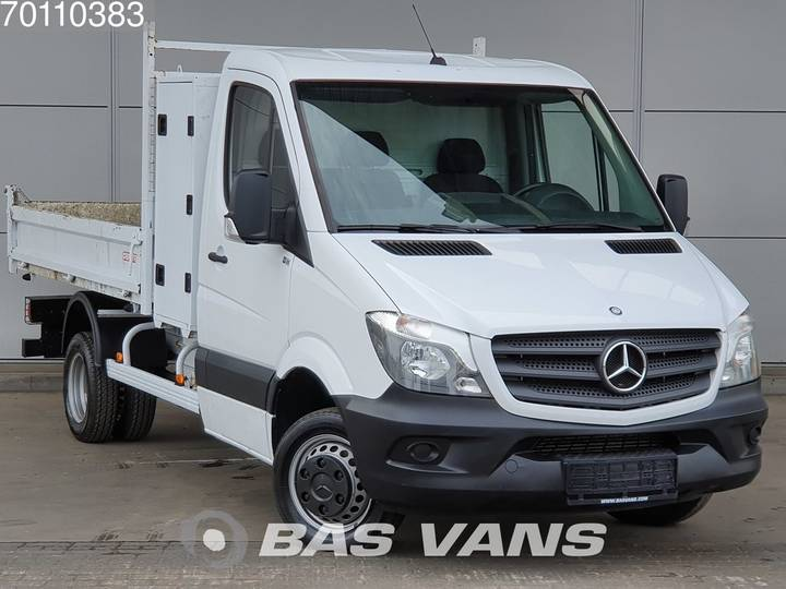 Mercedes-Benz Sprinter 513 CDI 130pk Kipper 3500kg Trekhaak Gereedschap... - 2015 - image 3