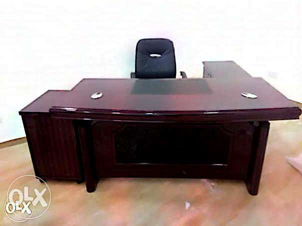Executive Office Table (0652) Lagos Mainland - image 1