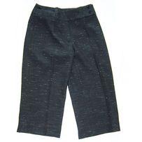 36a8b4f60497f7 eleganckie,damskie spodnie za kolano,spodnie rozmiar 38,nowe spodnie M