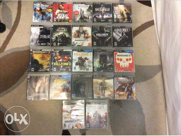 More Black Friday Deals 4 in one ps3 games for only 7k Wuse - image 1