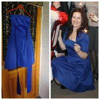 e5df1be02ca4 Платье Синее - Женская одежда в Харьков - OLX.ua