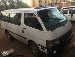 Toyota shark in immaculate conditions,buy &start business