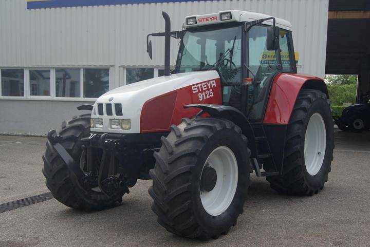 Steyr 9125 A Komfort - 1999