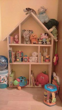 Półka Na Zabawki Książki Dla Dziecka Do Pokoju Siedlce Olxpl