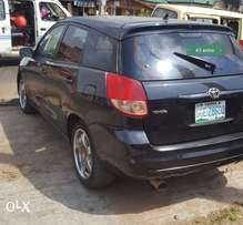 A sparkling very neat 2004 Toyota Matrix auto gear for sales