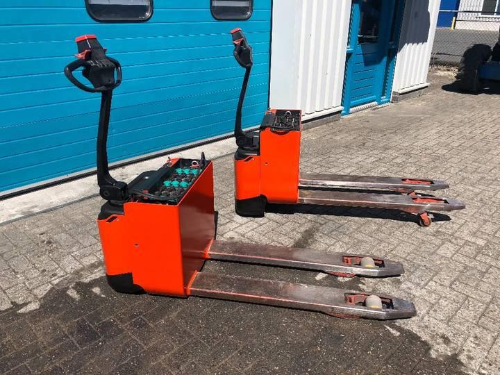 TGL FEH18, elektrische palletwagen, pompwagen