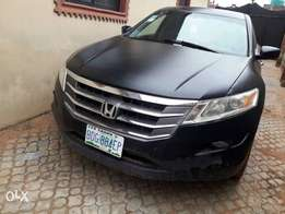 registered 2010 model Honda Crosstour
