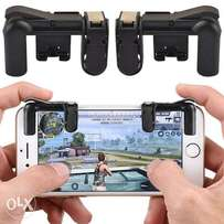 Gaming Trigger with Fire Button Use as PUBG Shooter for All Smart Phon