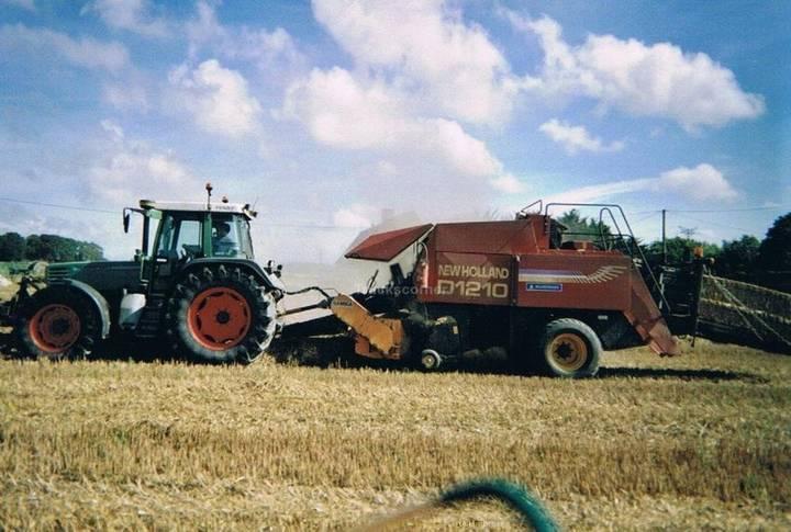 New Holland d1210 - 1993