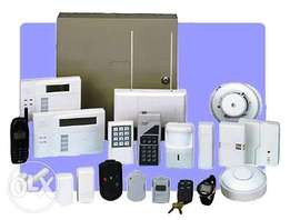 Intruder alarms for homes office factory